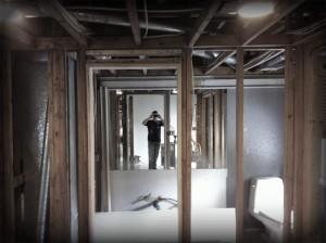 Mould removal job in Edmonton